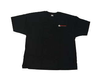Hyperformance Black T-Shirt
