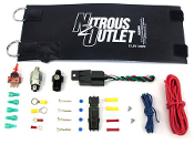 X-Series Nitrous Bottle Heater With Installation Accessories